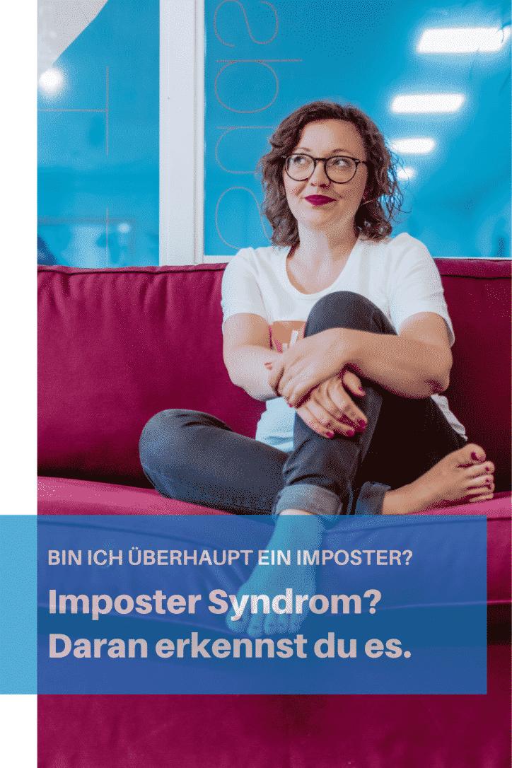 Impostor Imposter Syndrom
