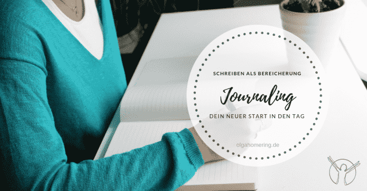 Journaling als Teil deines Miracle Morning